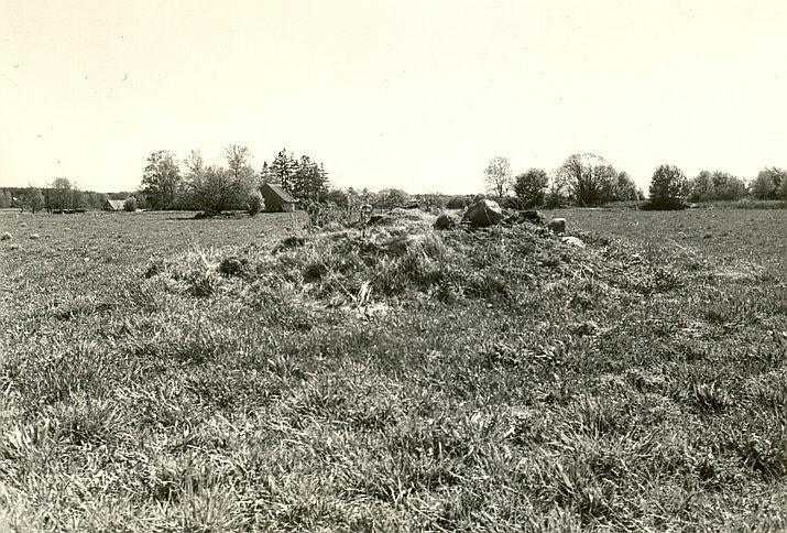 Kivikalme - loodest. R. Kärner, 04.mai 1990