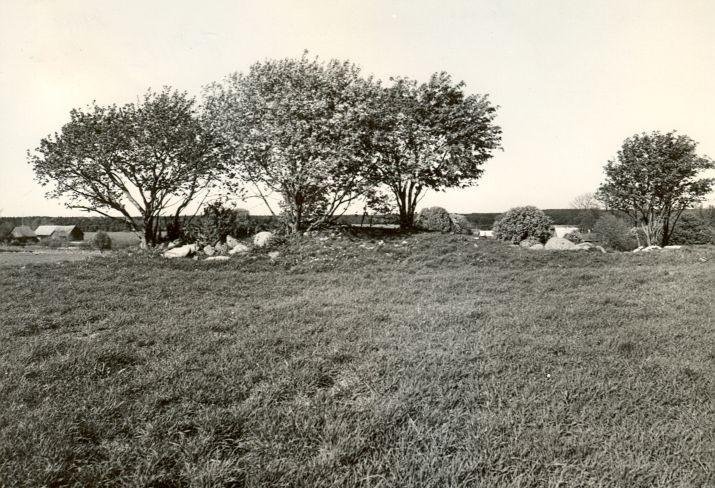Kivikalme - lõunast, R. Kärner, 8.mai 1990
