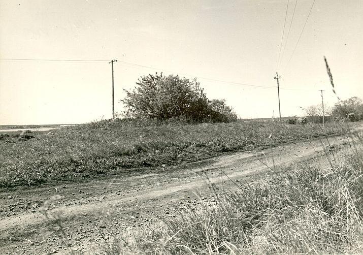 Kivikalme - kirdest, R. Kärner, 4.mai 1990
