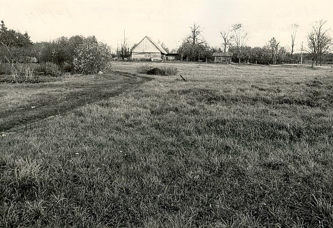 Asulakoht - läänest, E. Väljal, 12.okt.1984