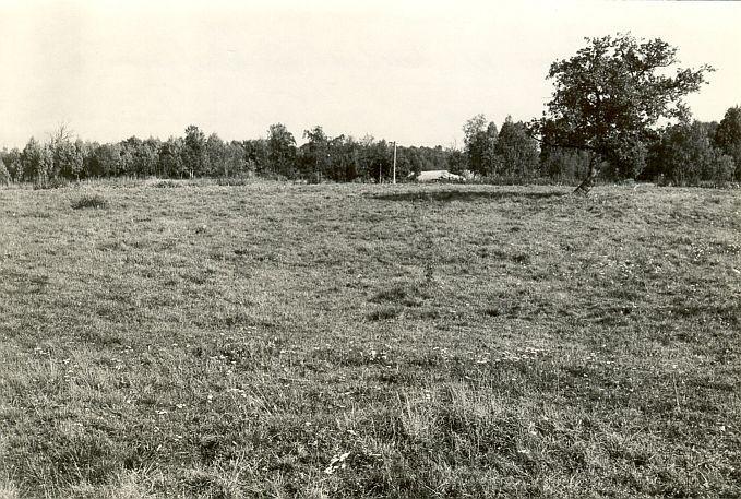Hiiekoht - lõunast. Foto: E. Väljal, 17.09.1984.