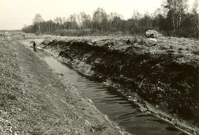 Asulakoht - läänest, E. Väljal, 1980ndad