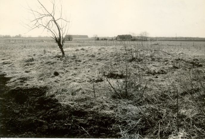 Kivikalme - põhjast, E. Väljal, 27.mai 1987