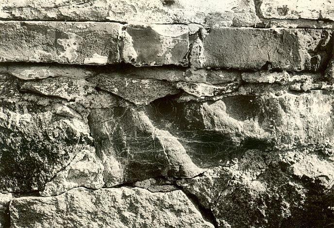 Kultusekivi - edelast, E. Väljal, 27.mai 1987