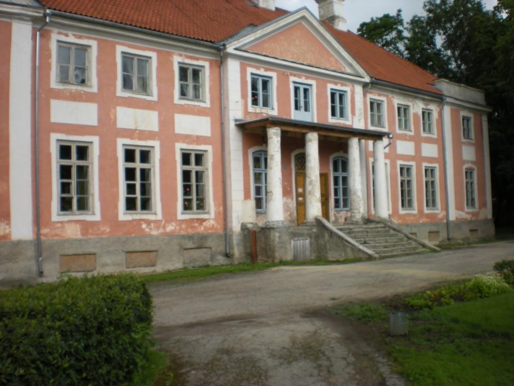 Sargvere mõisa peahoone Tiit Schvede 13.07.2012