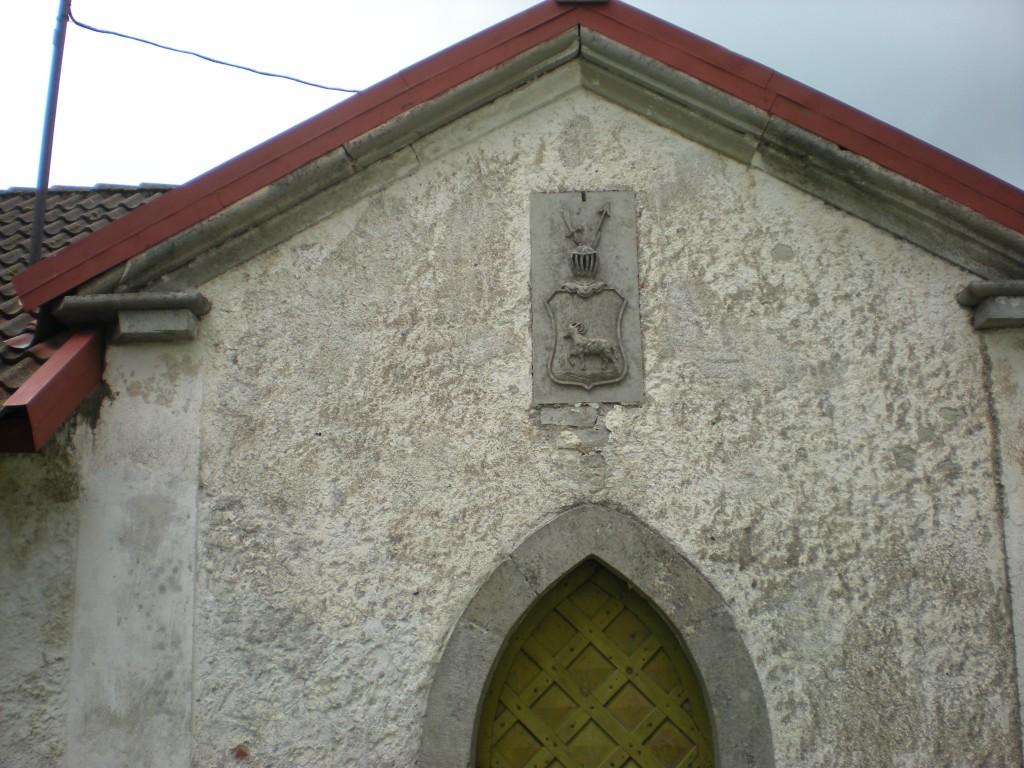 Türi kirikaia kabel Tiit Schvede 13.07.2012