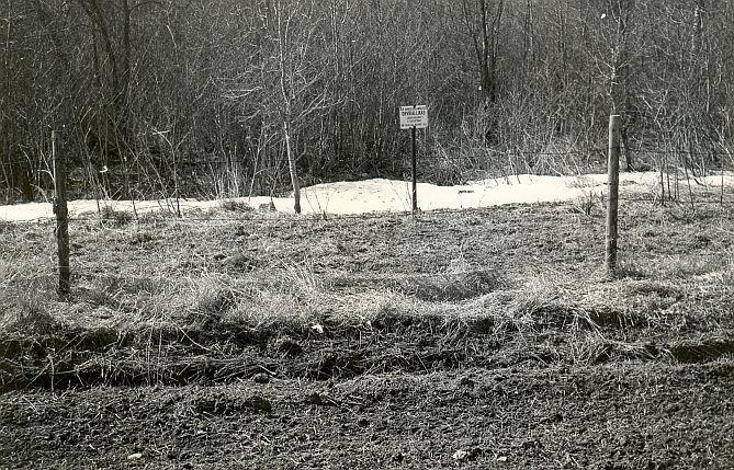 Ohvriallikas - kirdest. Foto: E. Väljal, 1980ndad aastad.