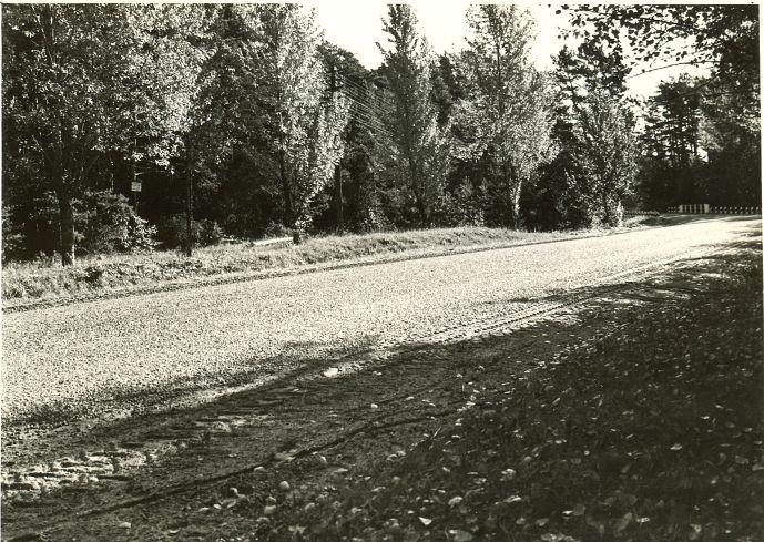 Maa-alune kalmistu. Foto: 30.09.1976.