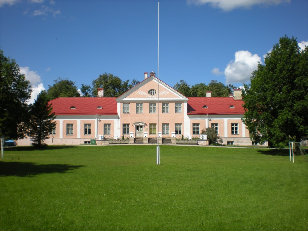 Sipa mõisa park Tiit Schvede 19.07.2012