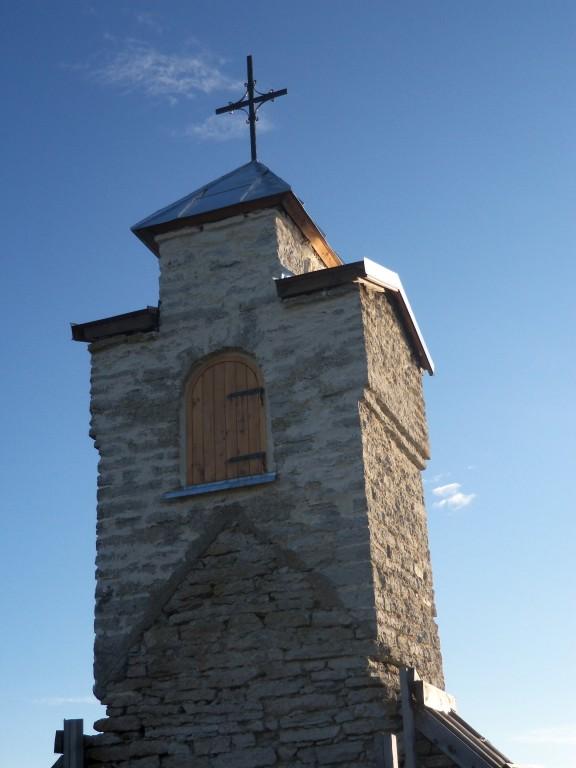 Katustatud torn. Foto Silja Konsa 21.07.2012