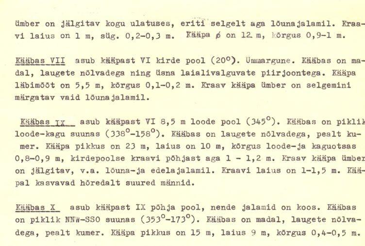 pass - 2-p (Täielik pass on mälestis nr 11111 juures.)