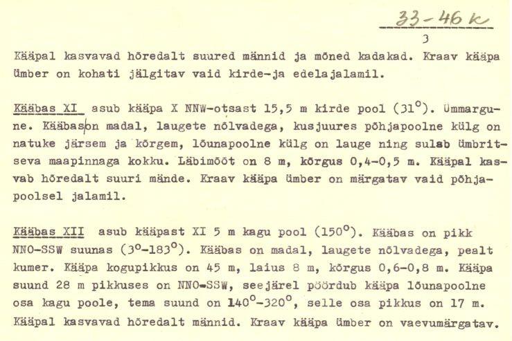 pass - 3 (Täielik pass on mälestis nr 11111 juures.)