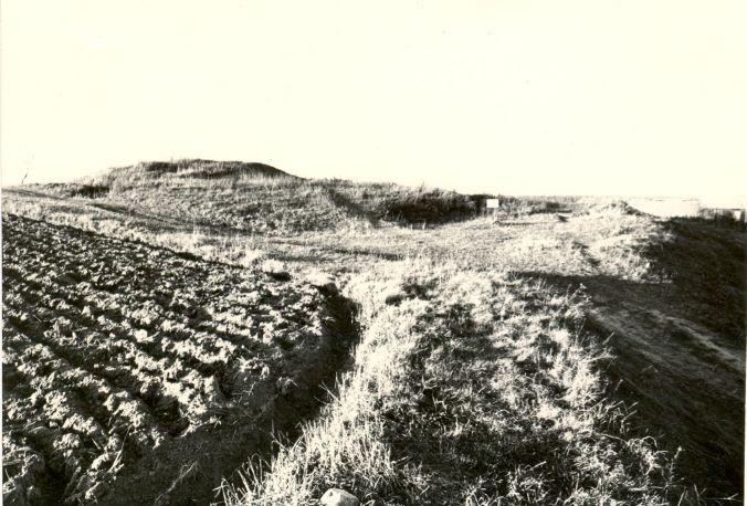 Maa-alune kalmistu. Foto: M. Pakler, september 1975.