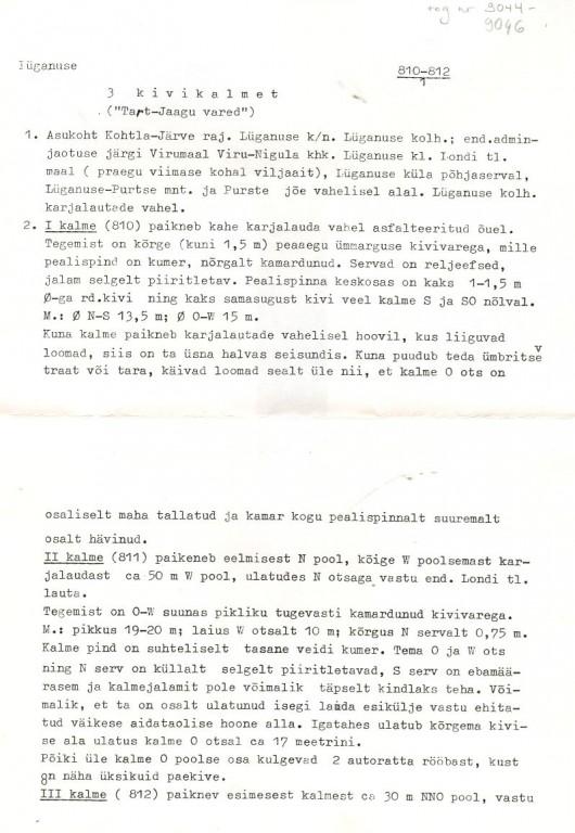 Pass 1  Kuupäev 01.09.1978