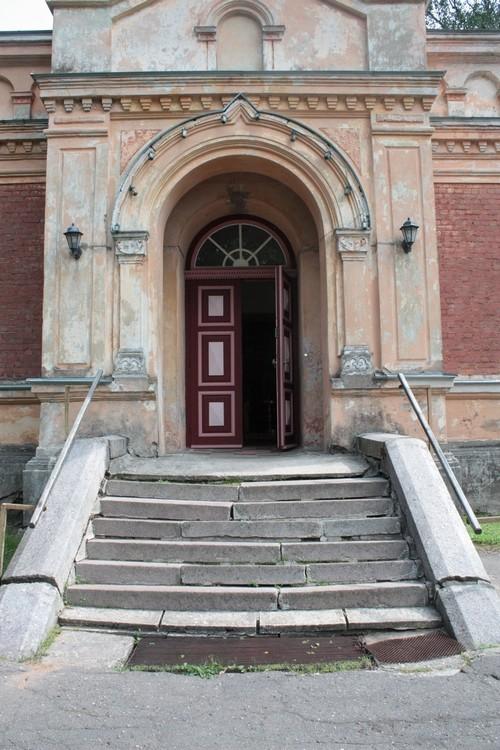 Valga Issidori kirik. Foto: S. Sombri 16.07.2010