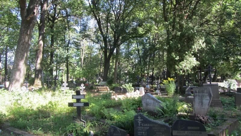 4327 Tartu Vanausuliste kalmistu Autor Triinu Kaaret Kuupäev 2012