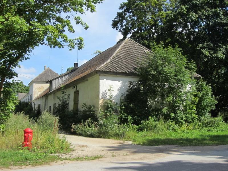 15659 Hulja mõisa peahoone ,vaade edelast   Anne Kaldam 14.08.2012