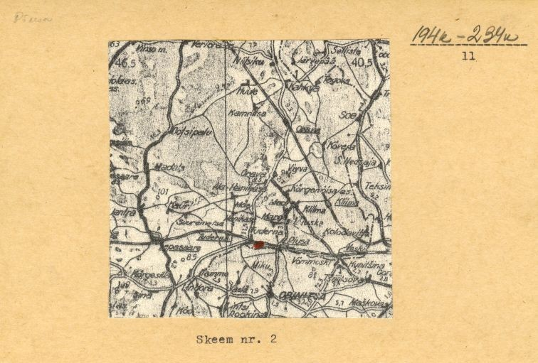 Pass – 11 (Täielik pass on mälestis nr 11247 juures.)