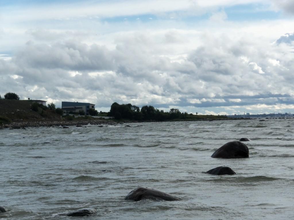 Vaade merelt. Foto Silja Konsa, 23.08.2012