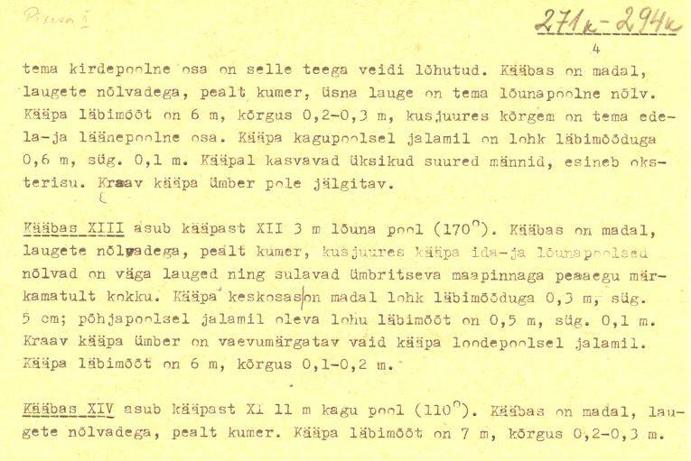 pass - 4 (Täielik pass on mälestis nr 11392 juures.)