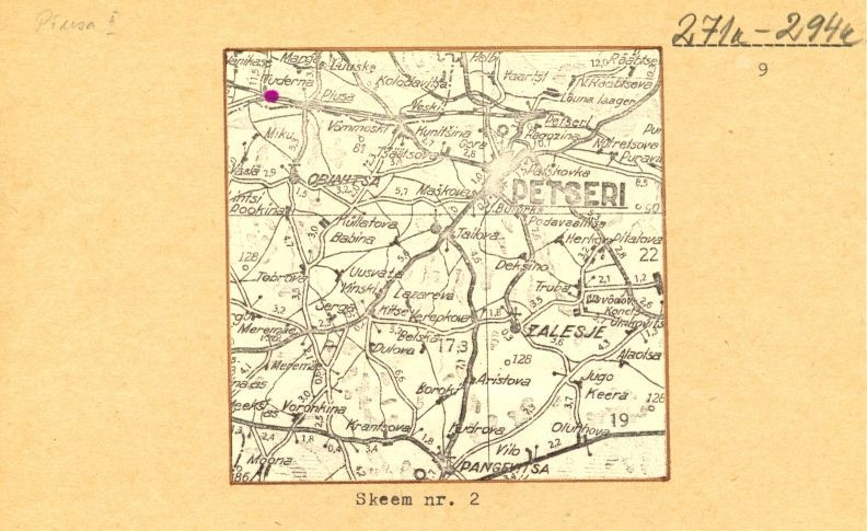 pass - 9 (Täielik pass on mälestis nr 11392 juures.)