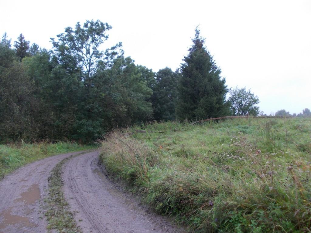 Vaade mälestisele idast. Foto: Ulla Kadakas, 01.09.2012.