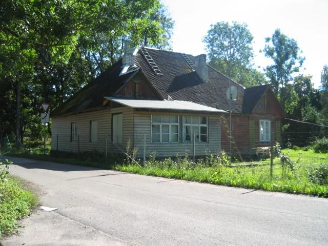 Kumna mõisa valitsejamaja. Foto: Peeter Nork 05.09.2007