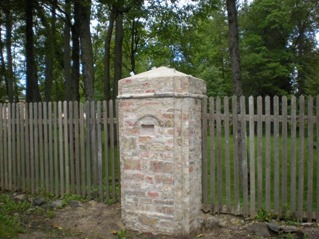 Aruküla mõisa pargi piirdemüür Tiit Schvede 05.09.2012