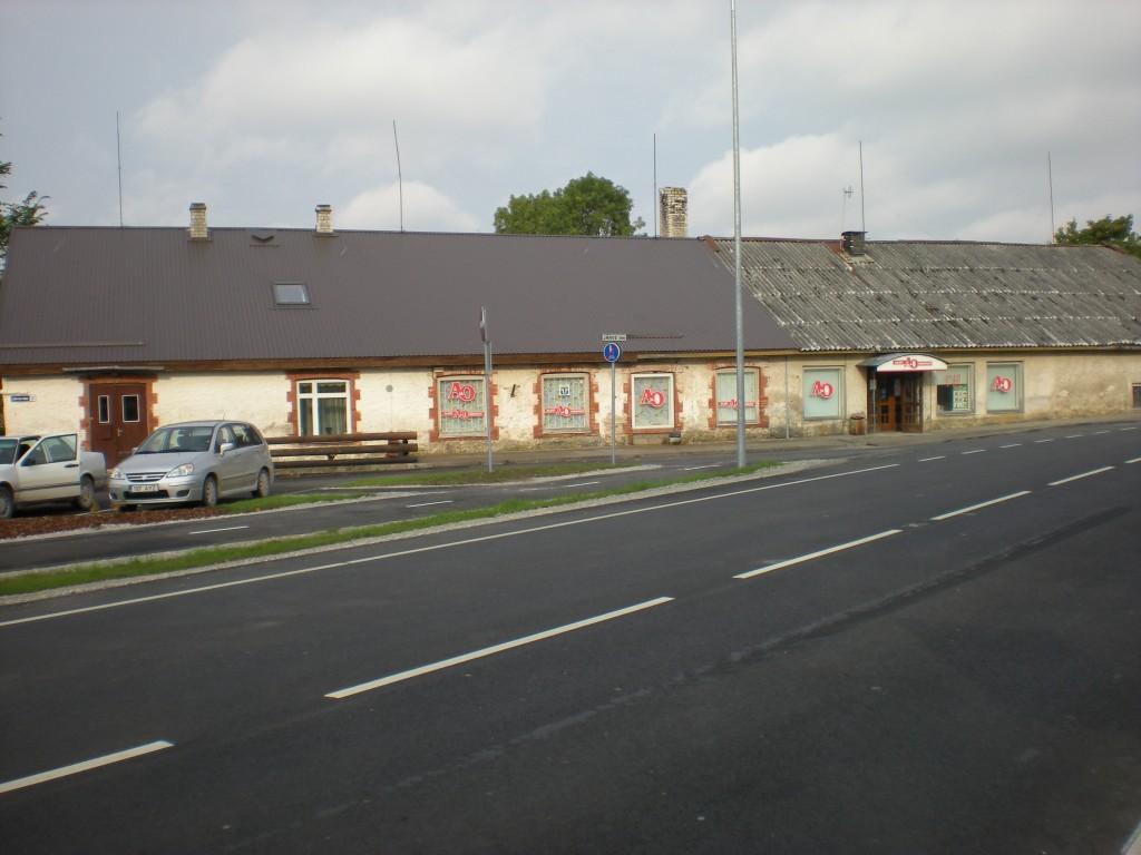 Roosna-Alliku mõisa moonakatemaja Tiit Schvede 12.09.2012