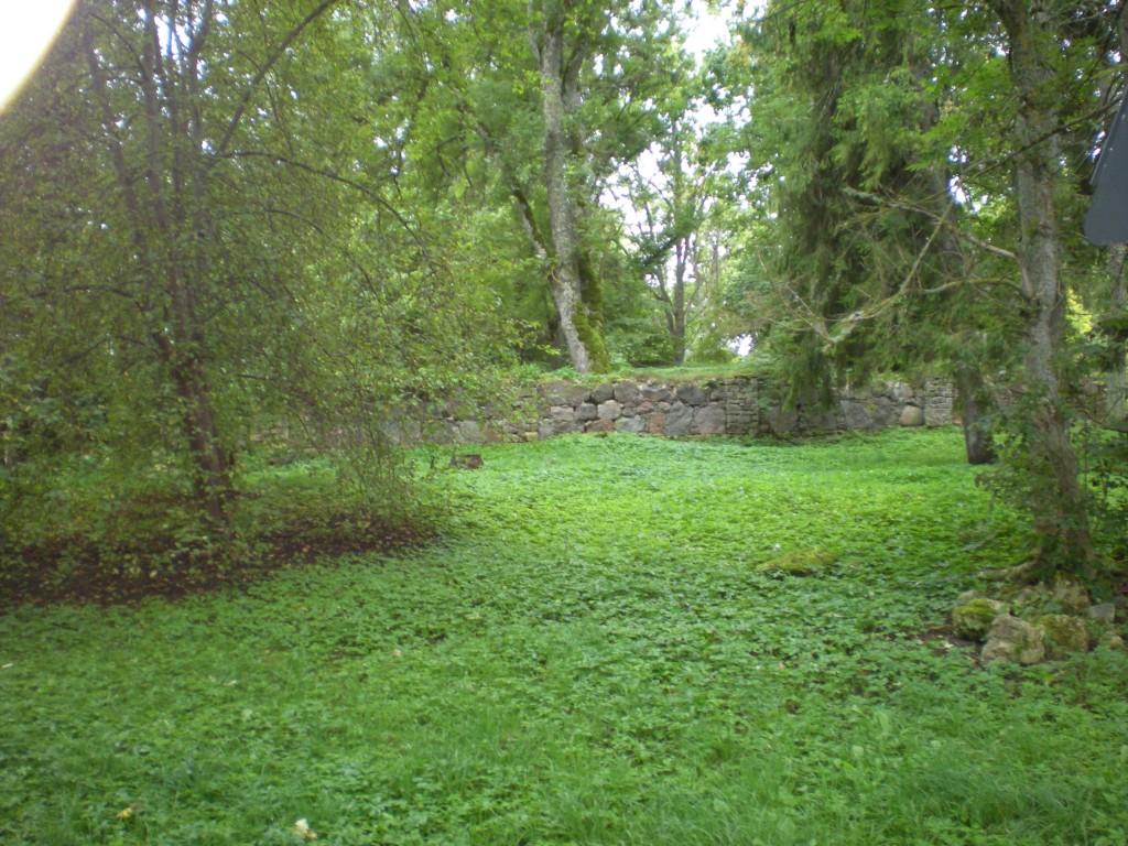 Koigi mõisa pargi piirdemüür Tiit Schvede 13.09.2012