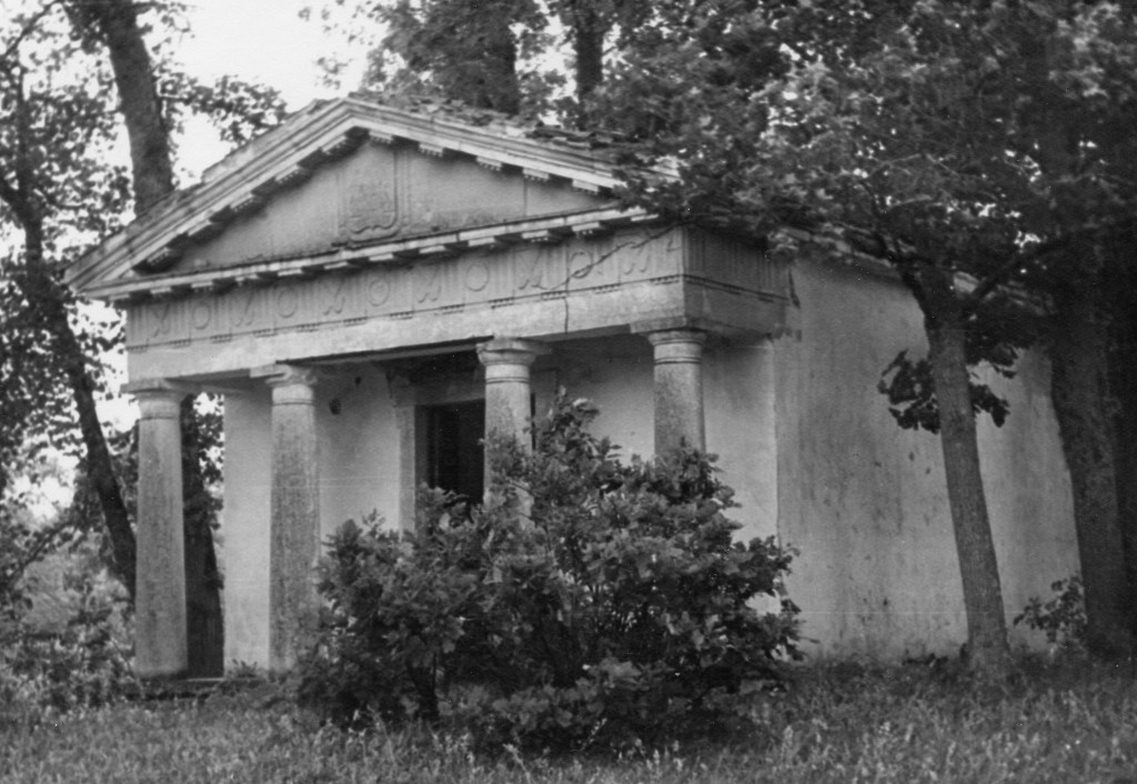 Tumala mõisa kabel. Foto autor:  teadmata 1956.a. foto (MKA arhiiv)