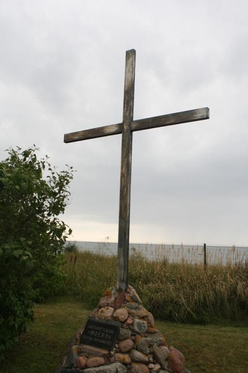 2012 septembris, Jämaja kalmistu. Foto: Tõnu Veldre (18.09.2012). Registrisse lisanud R. Peirumaa