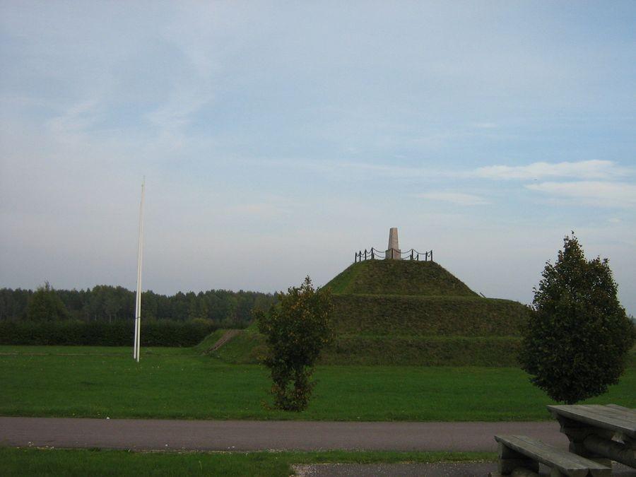 Vabadussõja Paju lahingu koht, Paju lahingu mälestusmärk. Foto: Mari-Liis Paris 2012