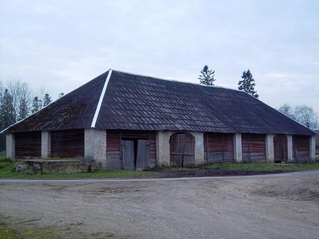 Kehtna mõisa kaalurehi. K. Klandorf 28.10.2011