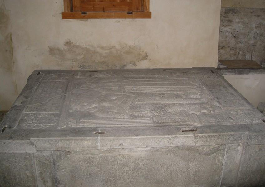 T. Rammi hauamonument. A. Passeri töökoda, 1634(?) (paas). Foto: S.Simson 24.08.2012