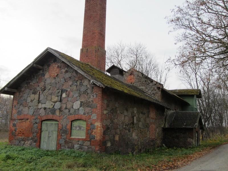 15774 Veltsi mõisa kuivati,vaade idast,  24.10.2012. Anne Kaldam