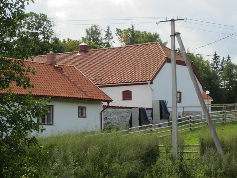 15972 Vihula mõisa karjalaut, 30.08.2012. Anne Kaldam
