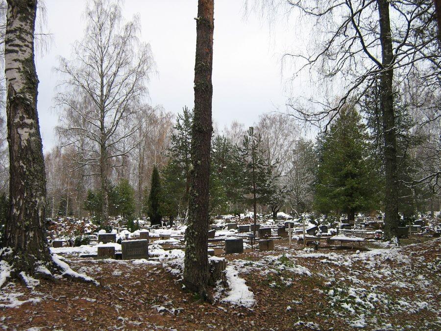 Valga Toogipalu kalmistu Foto autor M-L Paris 2012