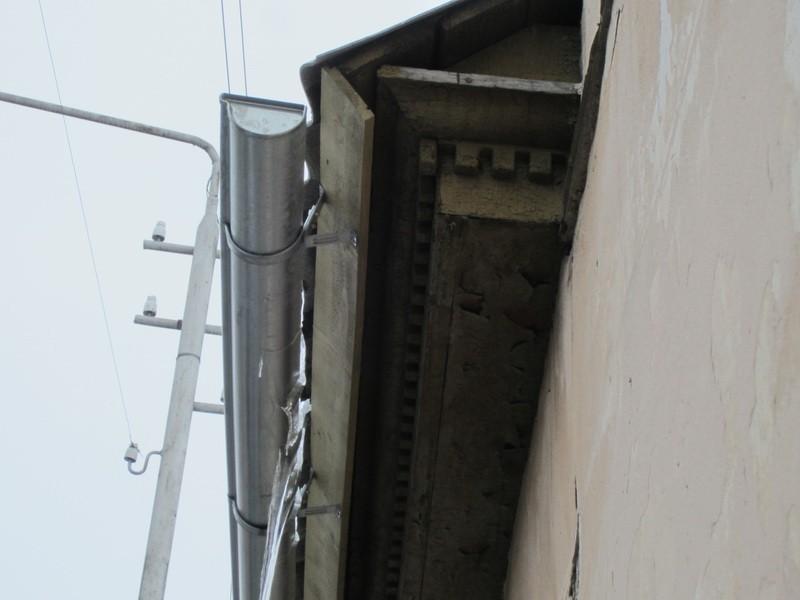 Rakvere elementaarkooli hoone, reg. nr 5776. Foto: Anne Kaldam, kuupäev 31.10.2012