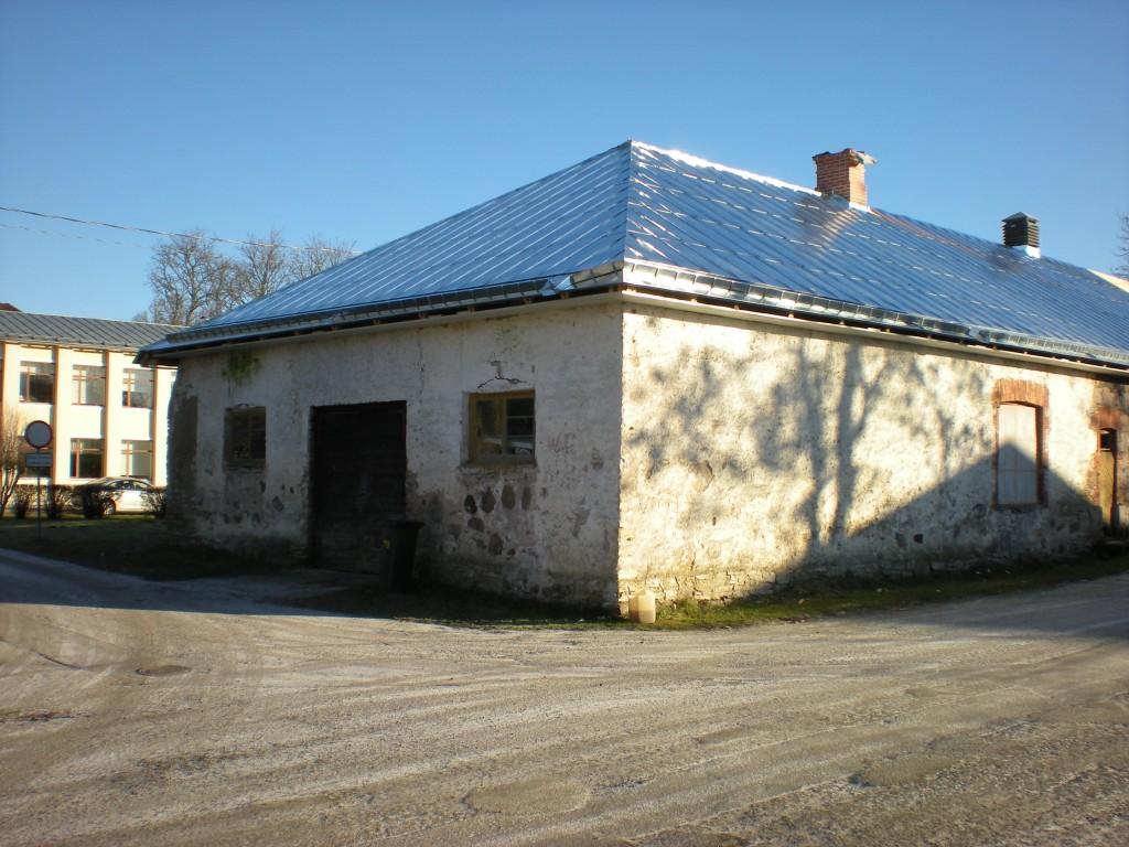 Roosna-Alliku mõisa meierei Tiit Schvede 09.11.2012