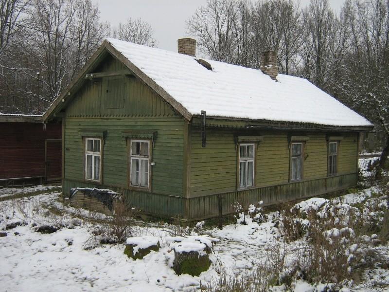 Vaade raudteelt elamule 31.10.2012 Anne Kivi