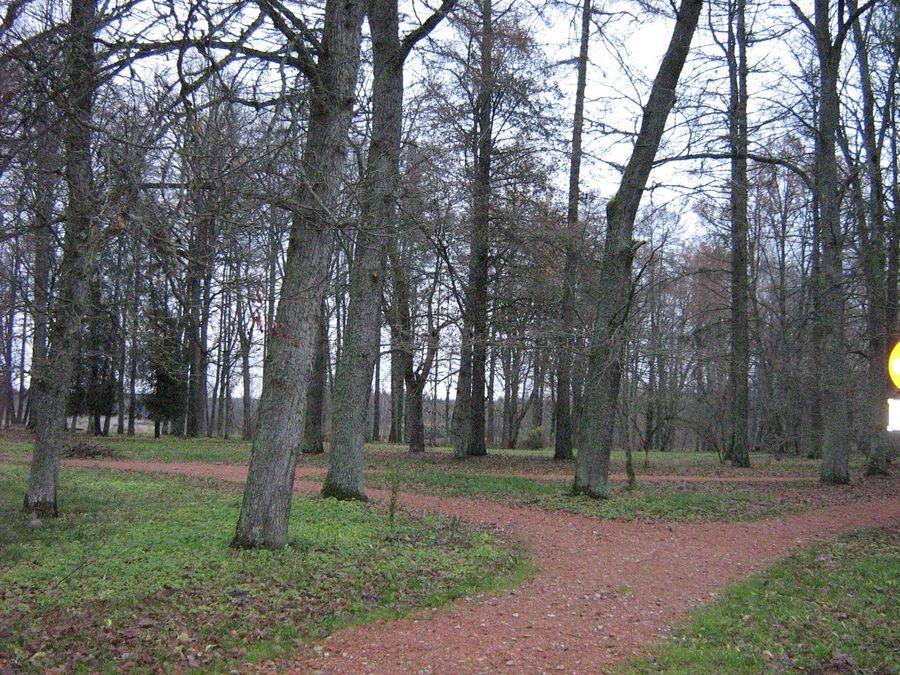 Hummuli mõisa park Foto autor M-L Paris 2012