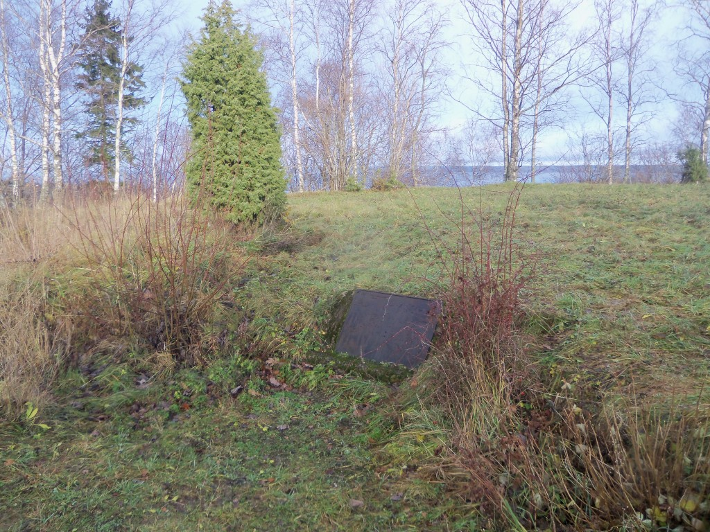 Linnuse õu. Foto: Ly Renter, 16.11.2012.