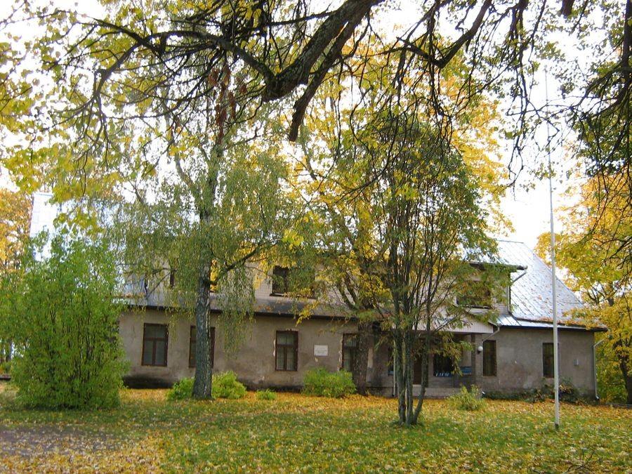 Otepää pastoraadi hoone. Foto: Mari-Liis Paris 2012
