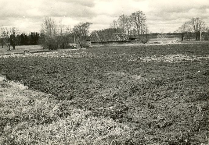 Asulakoht - idast  Autor E. Väljal  Kuupäev  26.04.1984