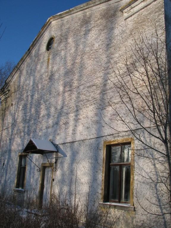 Vihula ministeeriumikooli hoone, reg. nr 5792. Vaade idast. Foto: M.Abel, kuupäev 17.01.2013