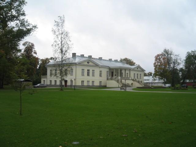 Vihterpalu mõis  Autor Peeter Nork  Kuupäev  20.09.2007