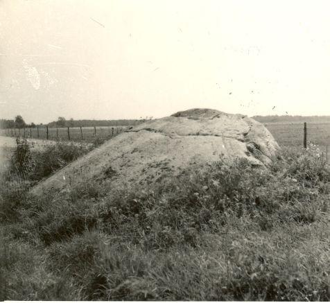 Kultusekivi. Foto: R. Kärner, 24.07.1971.