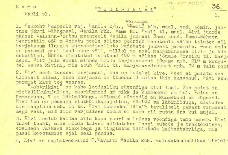 Pass 1  Autor V. Lõugas  Kuupäev 01.08.1972