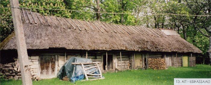Andruse talu ait. Foto: Mõisaprojekt OÜ. 2004.